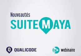 Maya: Nouveautés