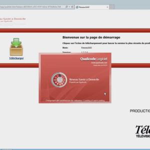 Reportage Télémag: Présentation Qualicode pt2
