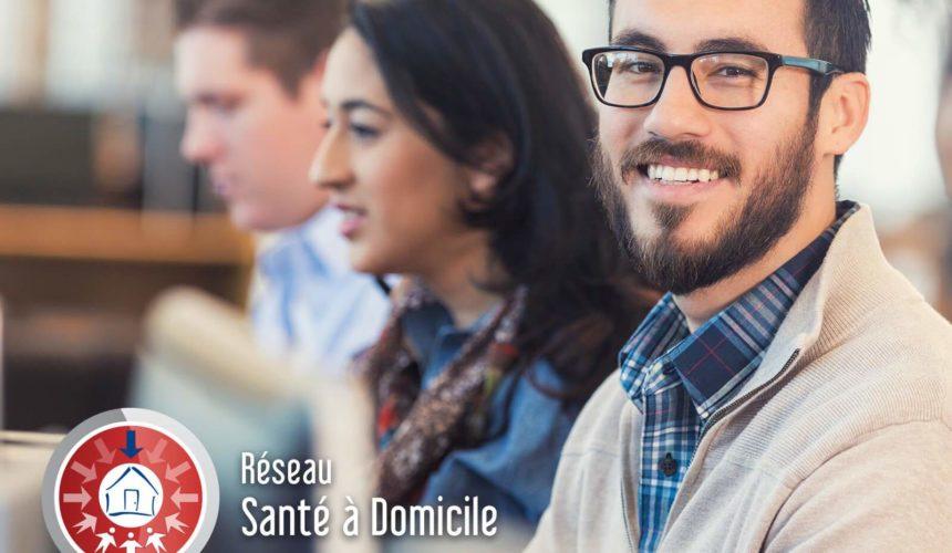 Formation Webinaire Gratuite – Réseau Santé à Domicile