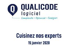 Cuisinez nos Experts – Janvier 2020