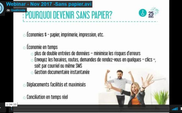 Qualicode Sans Papier